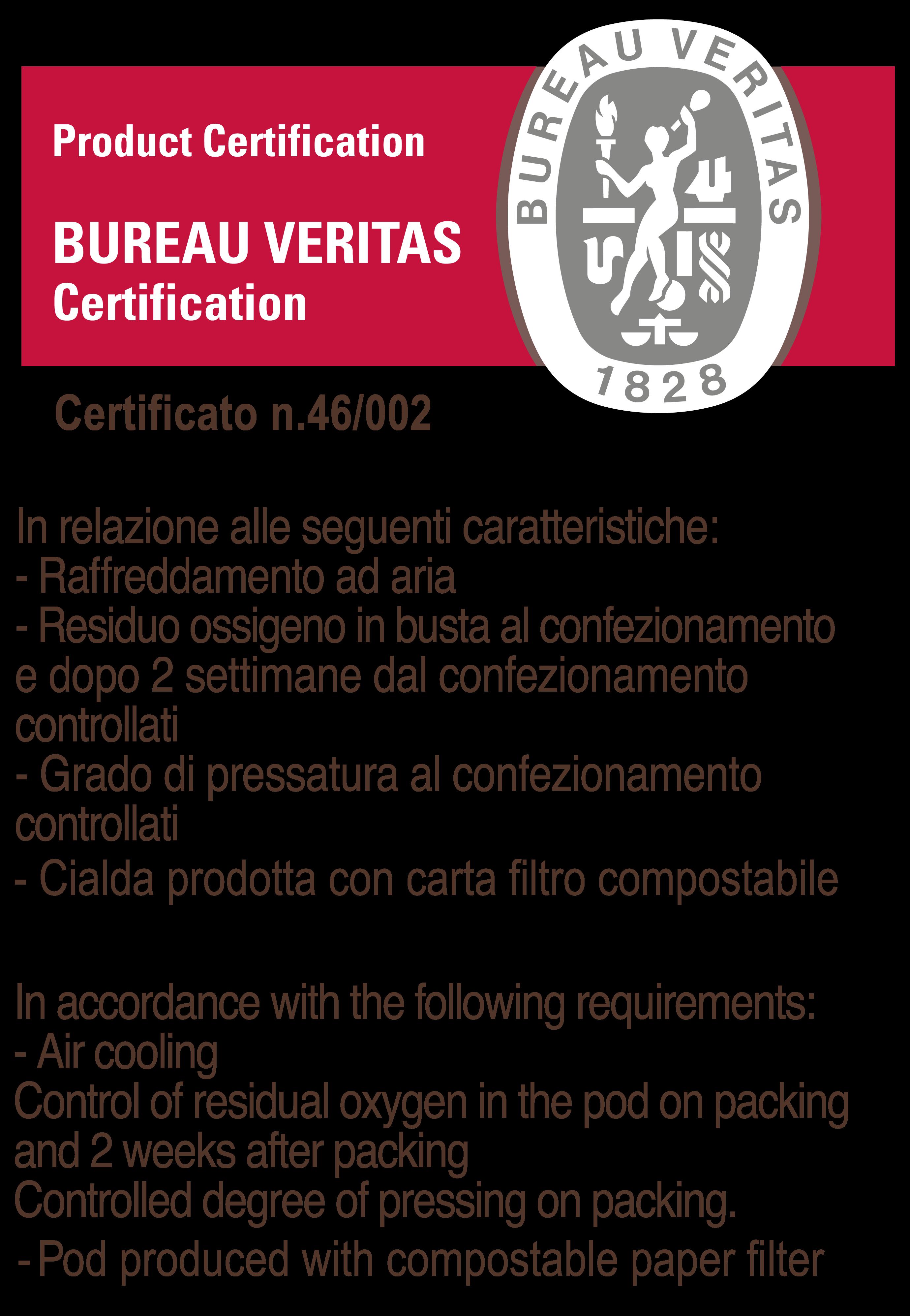 BUREAU VERITAS 46002